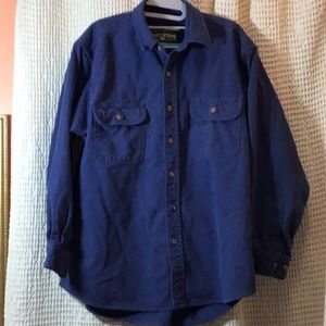 Field and Stream button down shirt